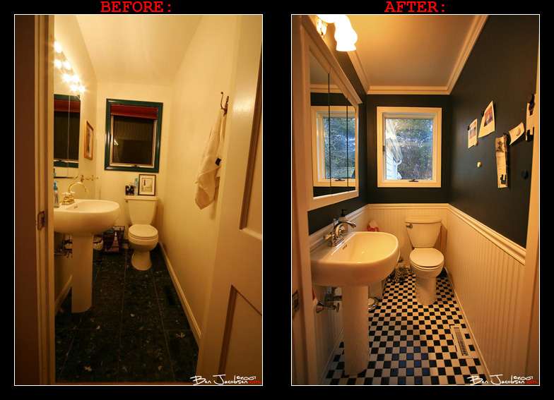 Diy bathroom remodel Bathroom diy remodel